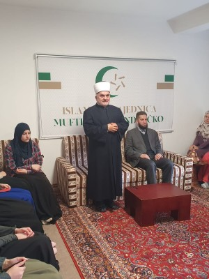 Predsjednik Mešihata posjetio Medresu u Rožajama