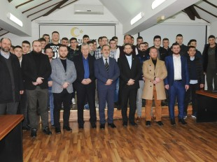 "Organiziran kviz općeg znanja za učenike i učenice Medrese ""Gazi Isa-beg"""