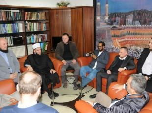 Muftija Kujević primio delegaciju iz Kuvajta