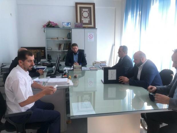 Delegacija Medrese posjetila svoje odjeljenje u Preševu